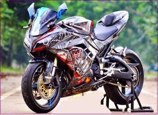 Cara Merawat Motor Ninja 250 Karbu Dan Injeksi